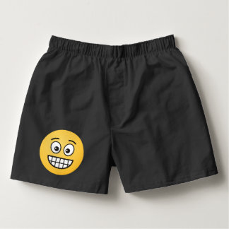 Grinning Face with Open Eyes Boxers