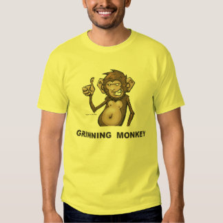 Grinning Monkey Classic Tee