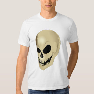 grinning skull t-shirt