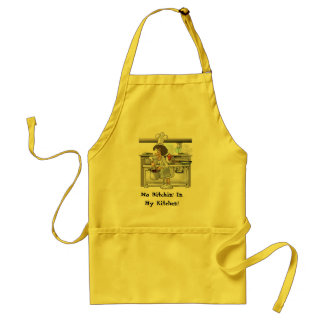Gripping Cook-Apron Standard Apron