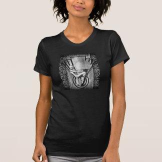 Gris d'art déco t-shirt