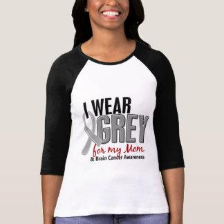 Gris d'usage du CANCER DU CERVEAU I pour ma maman T Shirt