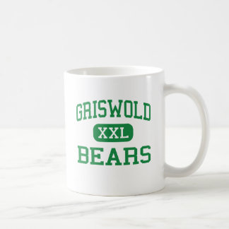 Griswold - Bears - High School - Helix Oregon Basic White Mug