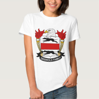 Griswold Family Crest Shirts