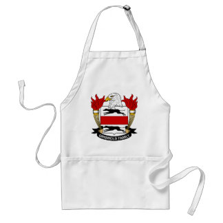 Griswold Family Crest Standard Apron