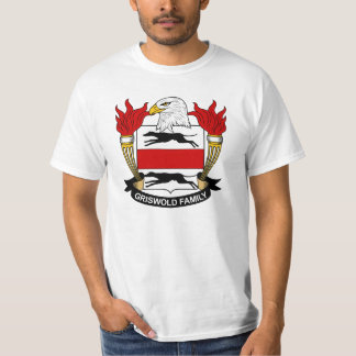 Griswold Family Crest T-shirts