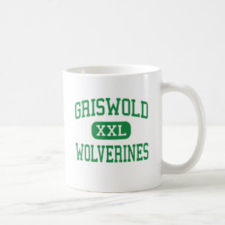 Griswold - Wolverines - High - Griswold Basic White Mug