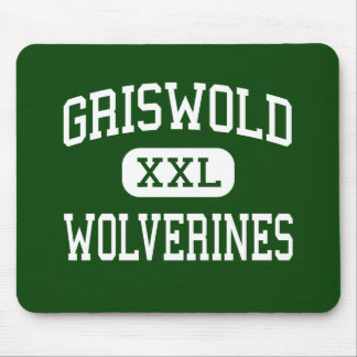 Griswold - Wolverines - High - Griswold Mouse Pad