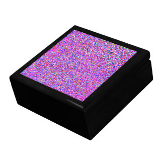 Grit Glitter Fashion Multicolor Painting Gift Box