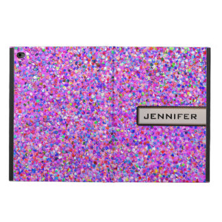 Grit Glitter Fashion Multicolor Painting Powis iPad Air 2 Case