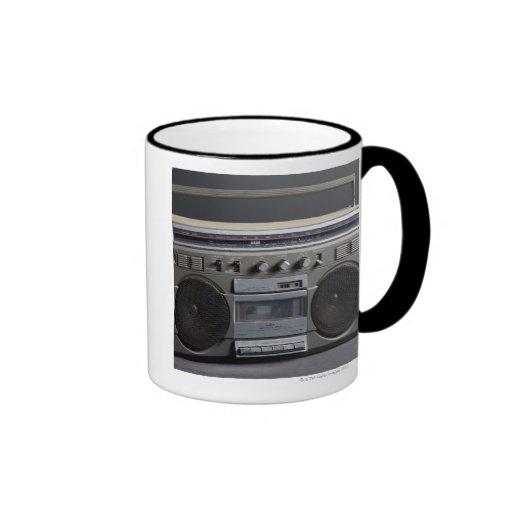 Gritty Boom Box Mug