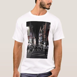 Gritty Downtown Tokyo T-Shirt