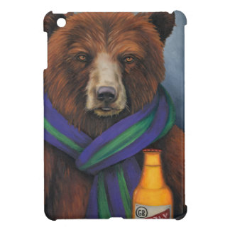 Grizzley Bear Cover For The iPad Mini