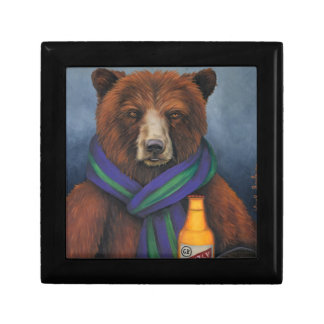 Grizzley Bear Gift Box