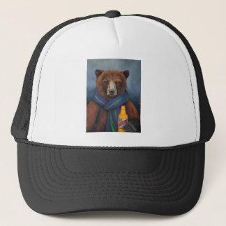 Grizzley Bear Trucker Hat
