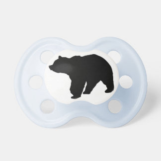 grizzly baby pacifier