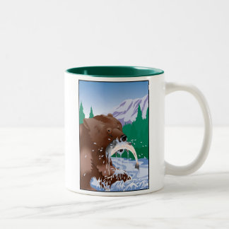 Grizzly Bear, Alaska Mug