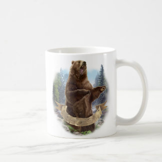 Grizzly Bear Classic Mug