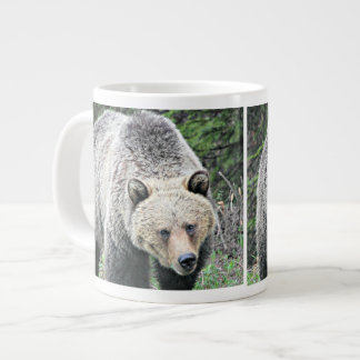 Grizzly Bear Large Coffee Mug