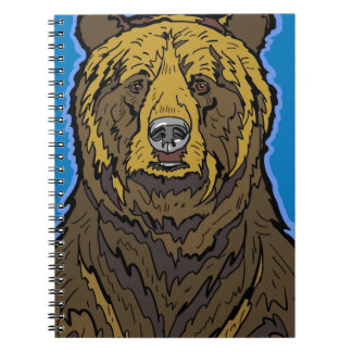 Grizzly Bear Notebooks