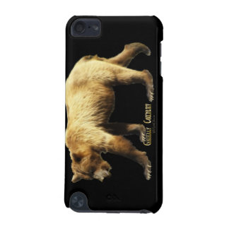 Grizzly Bear Wildlife Art Ipod Touch Case