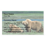 Grizzly Bears Business Cards