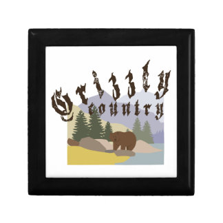 Grizzly Country Gift Boxes