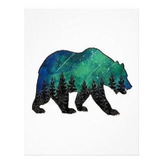 Grizzly Domain Letterhead