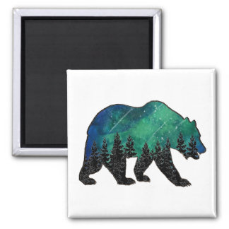 Grizzly Domain Magnet