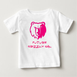 Grizzly Gal Baby T-Shirt