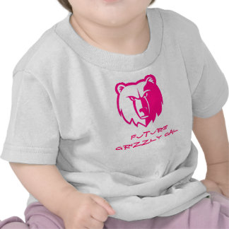 Grizzly Gal T-shirts