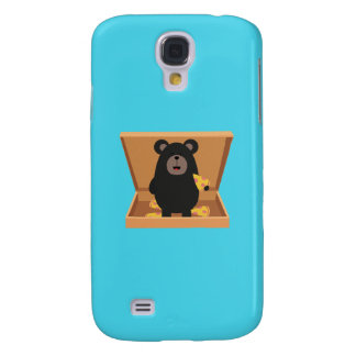 Grizzly in Pizzabox Q1Q