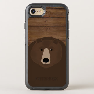Grizzly iPhone 7 Otter Box Phone Case