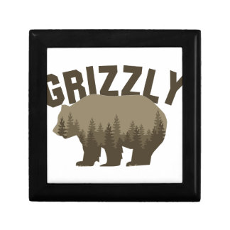 Grizzly Jewelry Boxes