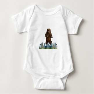 Grizzly Launch Baby Bodysuit