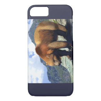 Grizzly Mountain iPhone 7 Case