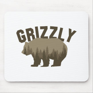 Grizzly Mouse Pad