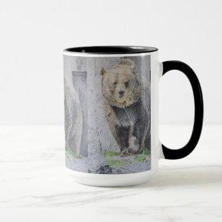 Grizzly Tall Combo Coffee mug