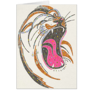 Grizzly Tom Cat notecard