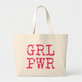 GRL PWR (girlpower) - Tote Bag