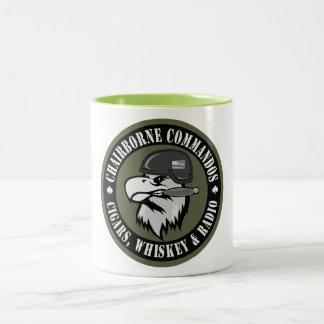 GRN CBC Round Two-Tone Coffee Mug
