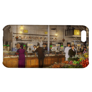 Grocery - Butcher - Sale on pork today 1920 Cover For iPhone 5C