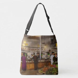 Grocery - Butcher - Sale on pork today 1920 Crossbody Bag