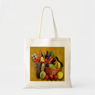Grocery Day Tote Bag