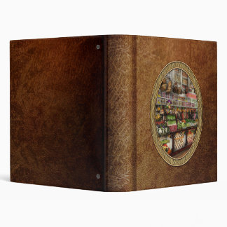 Grocery - Edward Neumann The produce section 1905 3 Ring Binder