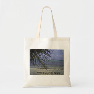 Grocery Tote Bag Grand Cayman
