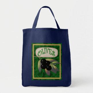 Grocery Tote Bag-Olives Award Winner