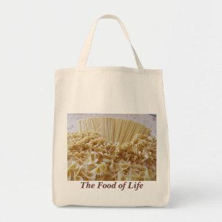 Grocery Tote--Pastas Tote Bag