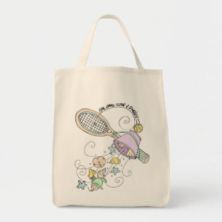 Grocery Tote -Sun & Singles Canvas Bags