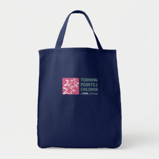 Grocery tote with logo